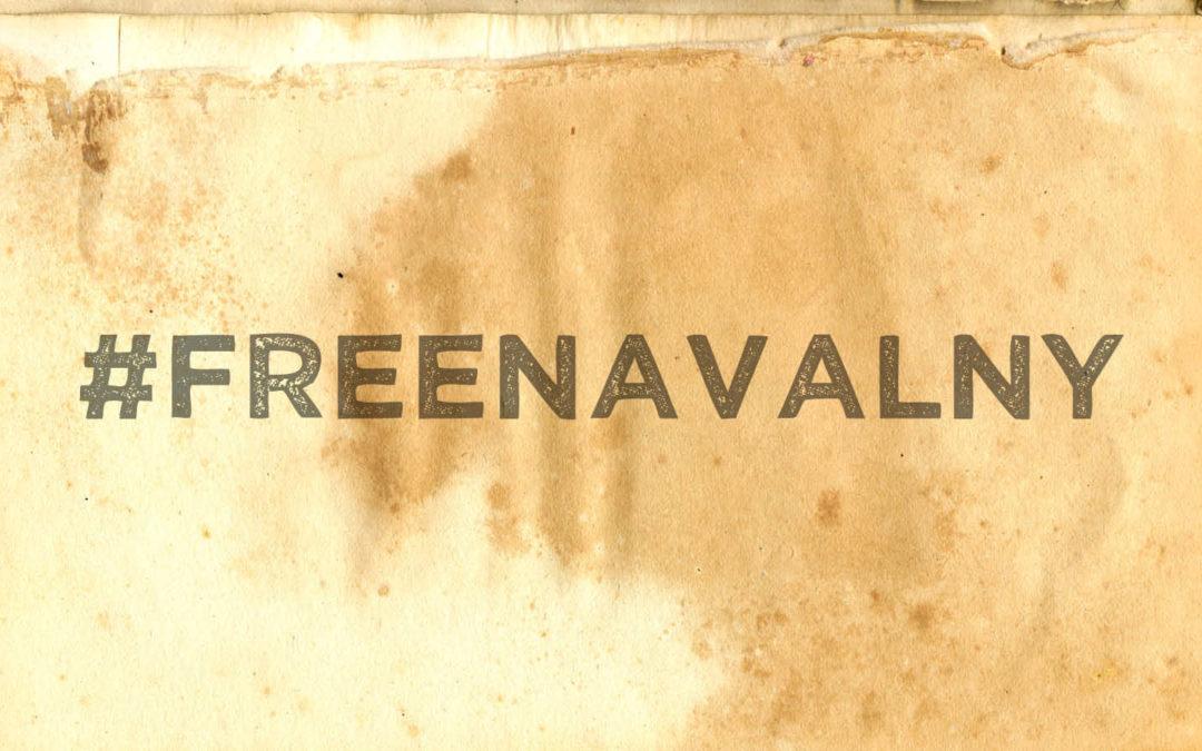 #FreeNavalny : la géopolitique du hashtag