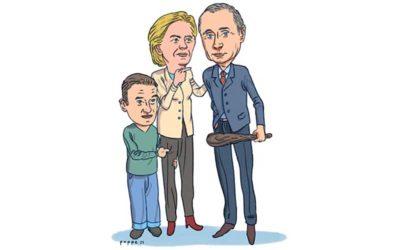 Alexeï Navalny place l'Union européenne devant un choix cornélien