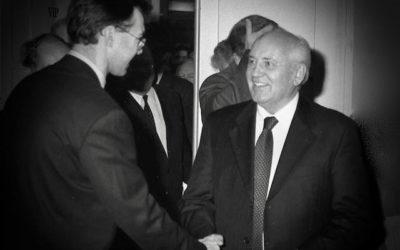 La maison commune européenne de Gorbatchev, entre réalité et illusion